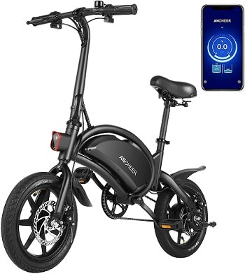 Electric Bicycle, Sailnovo 14'' Electric Bike