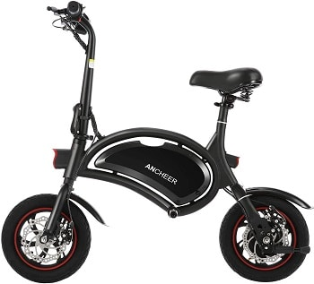 budget ebike by Ancheer under $500