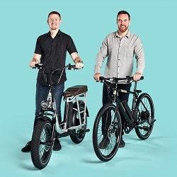 Rad Power Bikes founders